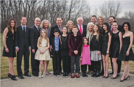 Jon Dwoskin's family