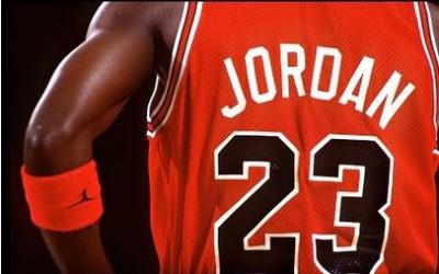 """Michael Jordan """"Failure"""""""