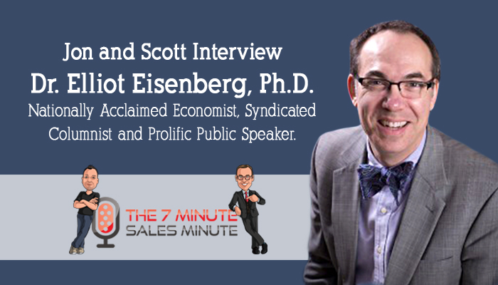 Season 2 – Episode 11 – Interview with Dr. Elliot Eisenberg