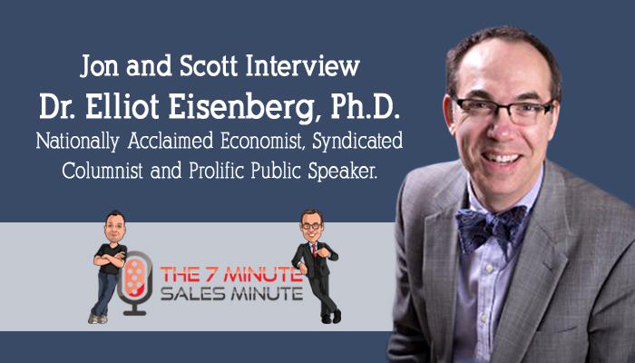 Economic Forecast - Interview with Dr. Elliot Eisenberg