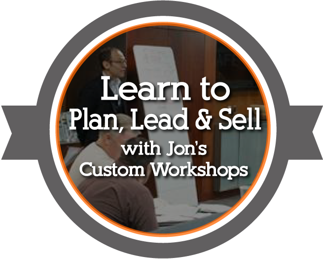 Jon Dwoskin's Book Custom Business Workshops