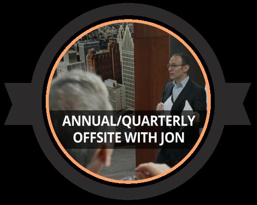 Annual/quarterly offsite