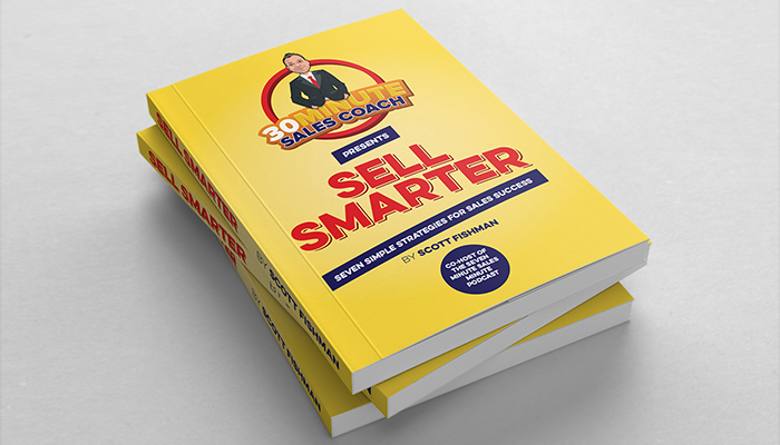 podcast-Scott Fishman - Sell Smarter Book-Jon Dwoskin