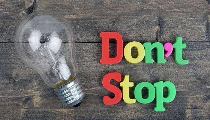 Follow up - Don't Stop - 7 Minute Sales Minute Podcast - Jon Dwoskin