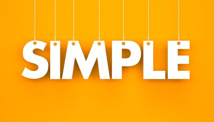 Blog - 6 Ways to Get Back to Simple in Sales - Jon Dwoskin
