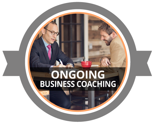 Jon Dwoskin ongoing -business-coaching-circle graphic