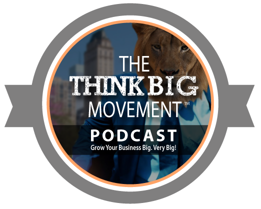 podcasts-Think-Big-Movement-Circle graphic