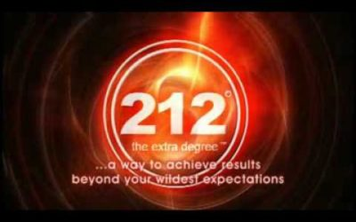 212 Degrees: The Extra Degree