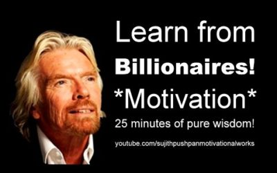 Billionaire Motivation | Learn from Greatest Billionaires in the World!