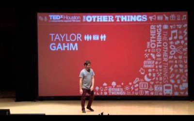 The Gift of Inadequacy: Taylor Gahm at TEDxHouston 2013