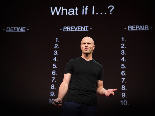 Tim Ferriss: Why you should define your fears instead of your goals