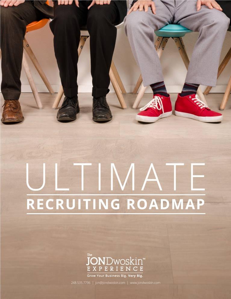 recruiting-roadmap- cover graphic - jon-dwoskin