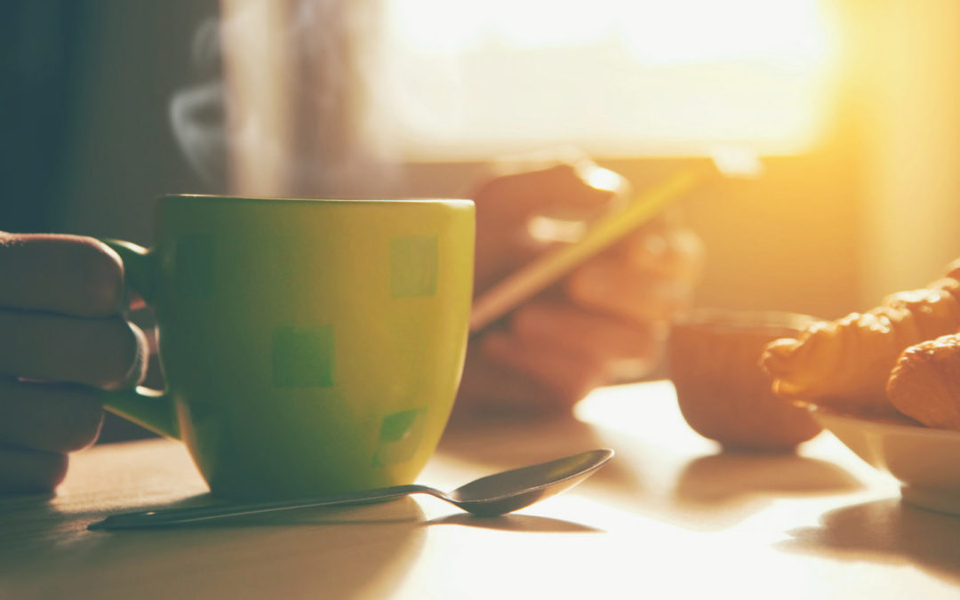 Take Five: Morning Rituals Start Off Each Day Right