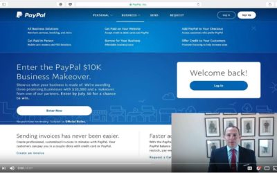 Jon's Business Tip of the Day: How to Use PayPal for Business