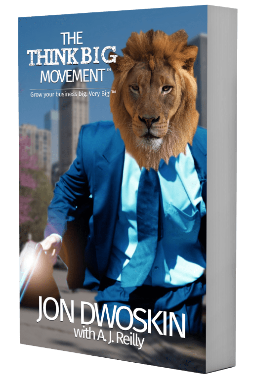 TheThink Big Movement Book Cover