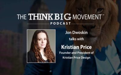 Jon Dwoskin Interviews Kristian Price – Founder of Kristian Price Design