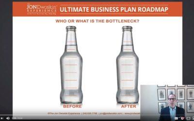 Jon's Business Tip of the Day: Where's Your Bottleneck