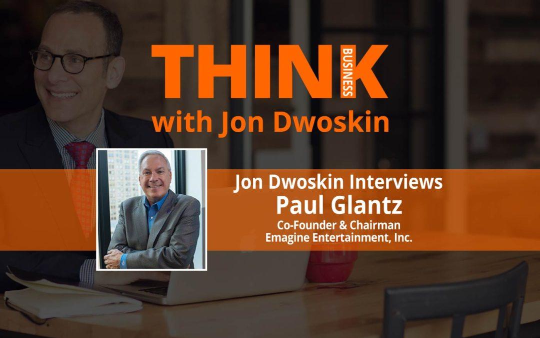 Jon Dwoskin Interviews Paul Glantz, Co-Founder & Chairman of Emagine Entertainment, Inc.