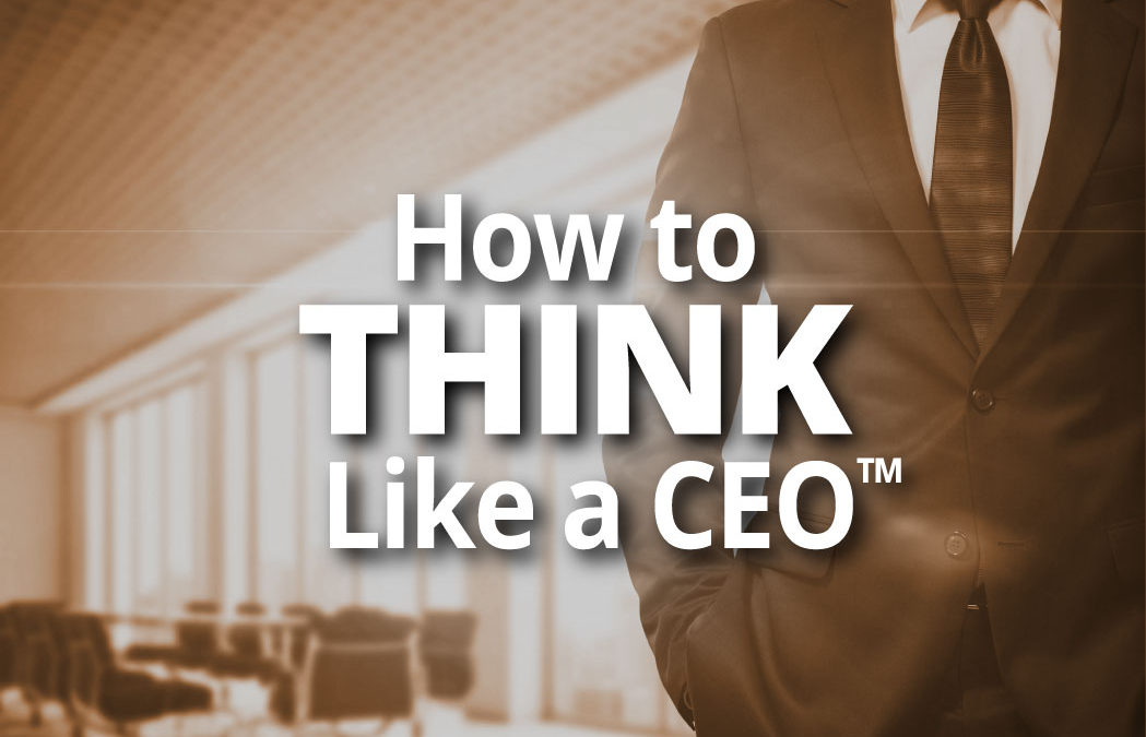 """Jon Dwoskin Launches """"How to Think Like a CEO Coach-inars"""" to  Empower Business and Individual Growth"""