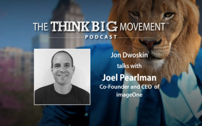 Jon Dwoskin Interviews Joel Pearlman, Co-Founder and CEO of imageOne