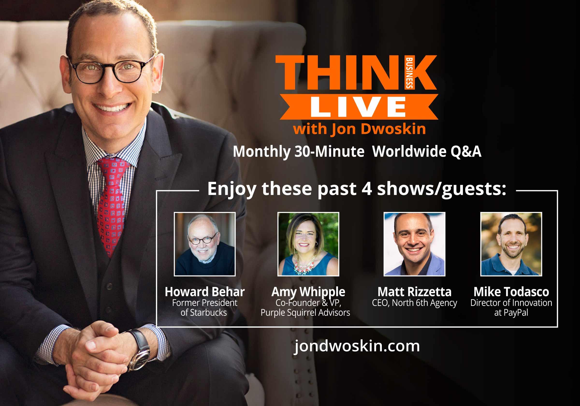 Jon Dwoskin Business Blog:
