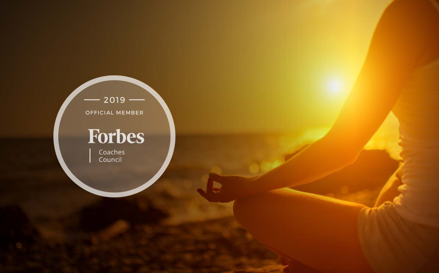 Jon's Dwoskin's Forbes Coaches Council Article: Three Things To Do Every Morning To Find The Balance You Desire