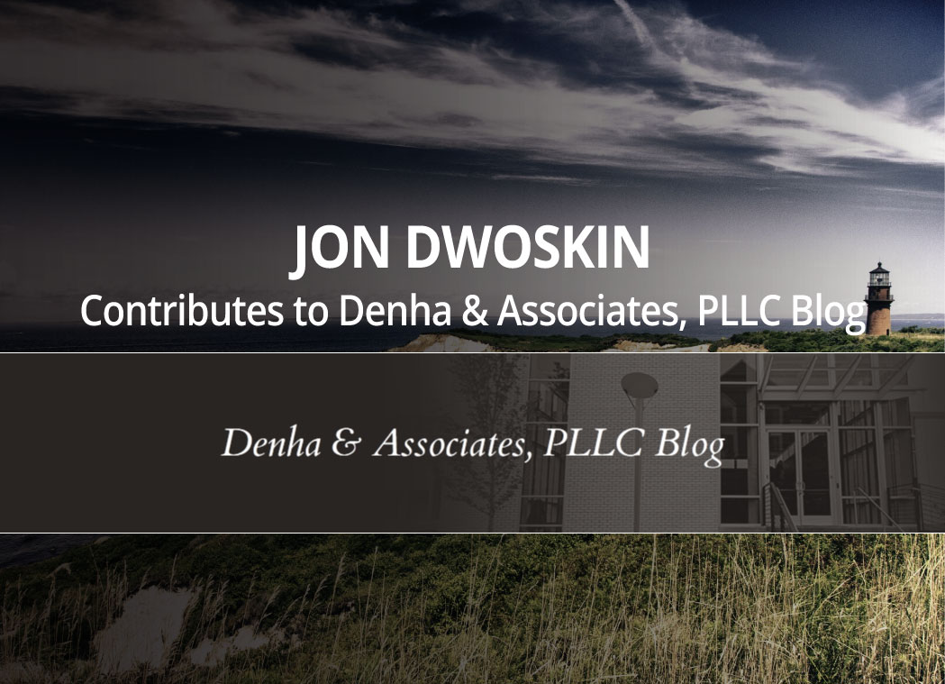 Jon Dwoskin Contributes to Denha & Associates, PLLC Blog: Creating a Sacred Space in Your Business