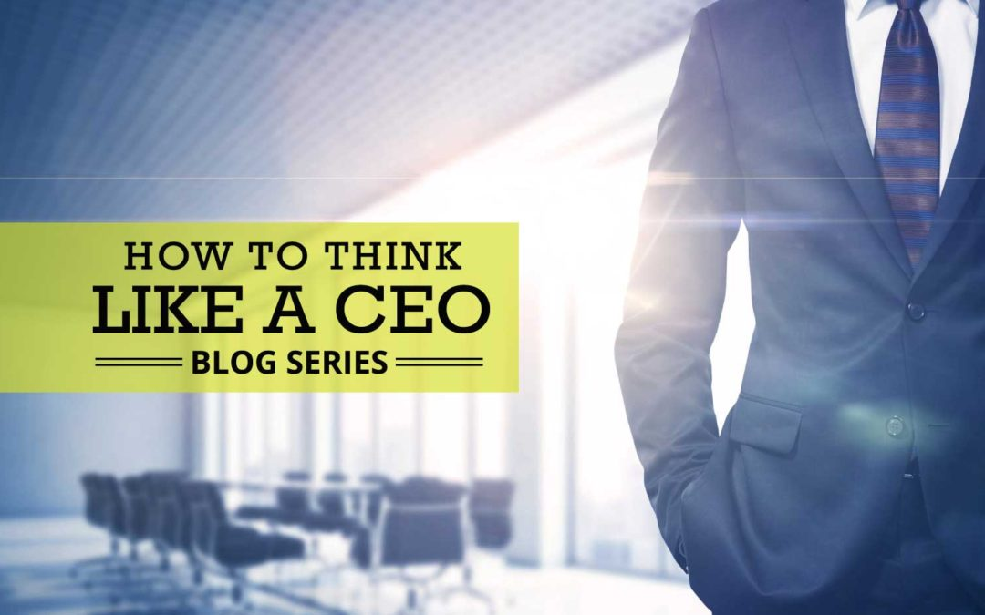 How to Think Like a CEO: Is Everyone Sitting in the Right Seat?