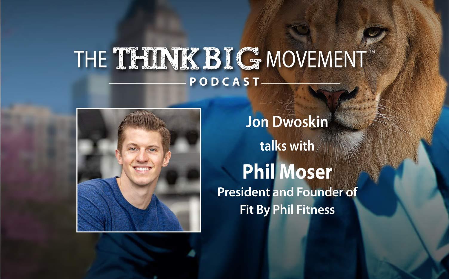 Jon Dwoskin Interviews Phil Moser