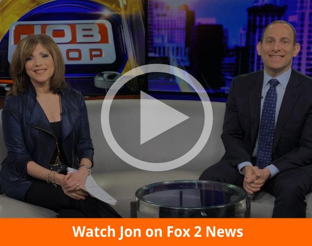 Jon Dwoskin on Fox 2 News