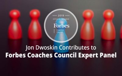 Jon Contributes to Forbes Coaches Council Expert Panel: 13 Ways For Your Business To Capture Attention In A Crowded Market