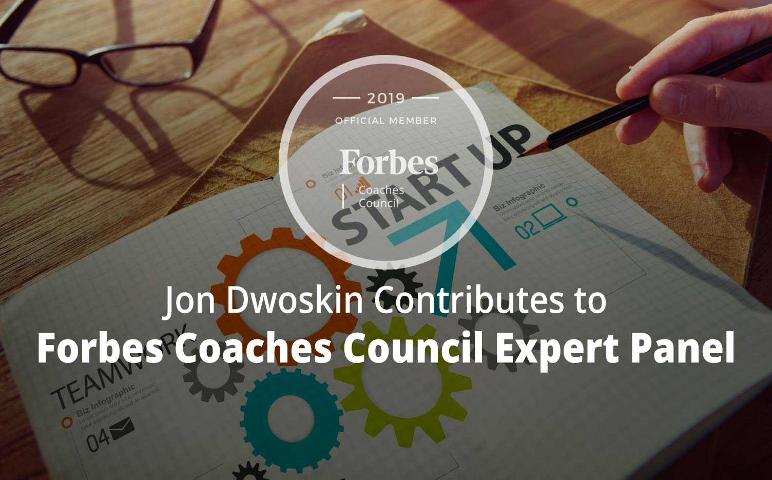 Jon Contributes to Forbes Coaches Council Expert Panel: 15 Signs Your Startup Is Scaling Too Quickly (And How To Slow Down)