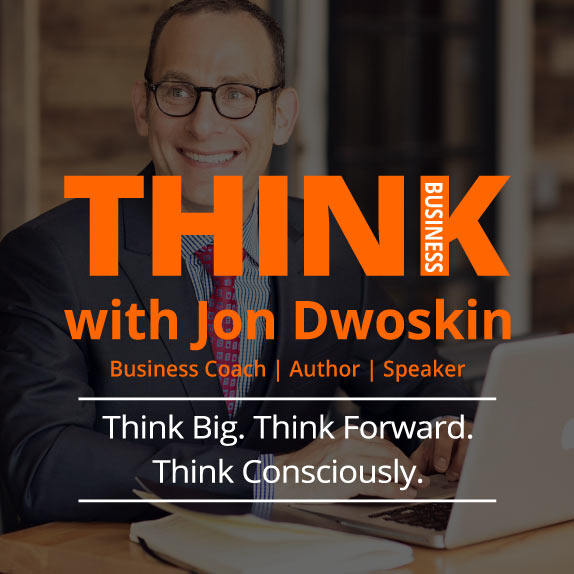 THINK with Jon Dwoskin - podcast