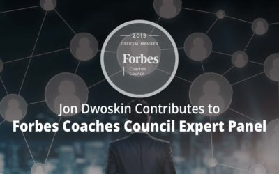 Jon Contributes to Forbes Coaches Council Expert Panel: 14 Professional Networking Opportunities That Are Often Overlooked