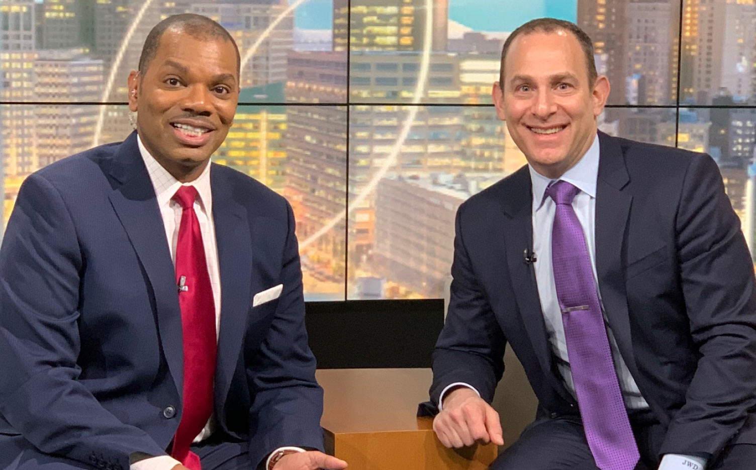 Jon Talks with Channel 7 WXYZ Morning News Anchor Keenan Smith: How to Score a Job Right Out of College