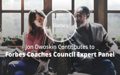 Jon Contributes to Forbes Coaches Council Expert Panel: 10 Vital Communication Skills Every Business Owner Should Possess