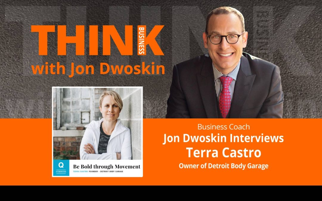 Jon Dwoskin Interviews Terra Castro, Owner of Detroit Body Garage