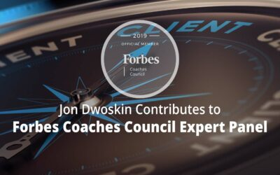 Jon Contributes to Forbes Coaches Council Expert Panel: 15 Techniques Businesses Can Use To Ensure Balanced Employee-Customer Happiness