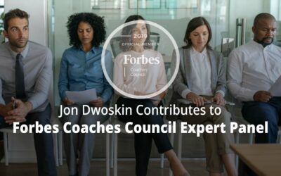 Jon Contributes to Forbes Coaches Council Expert Panel: 10 Ways To Find (And Attract) More Diverse Job Applicants