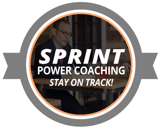 Jon Dwoskin's Sprint Power Coaching Graphic