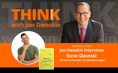 Jon Dwoskin Interviews Steve Glaveski, CEO and Co-Founder of Collective Campus
