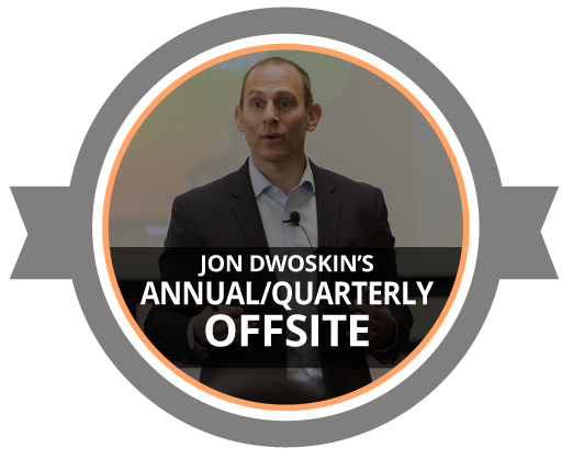 Jon Dwoskin's Annual/Quarterly Office Icon