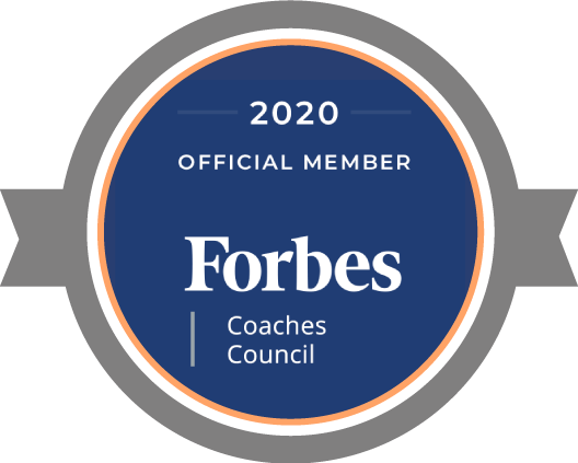 Forbes Coaches Council Badge