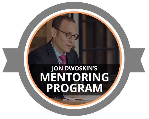 Jon Dwoskin's Mentoring Program icon