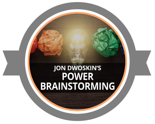 Jon Dwoskin's Power Brainstorming Program icon