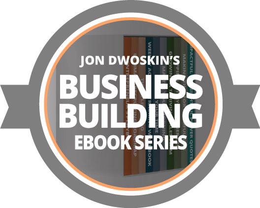 Business Building eBook Series Icon