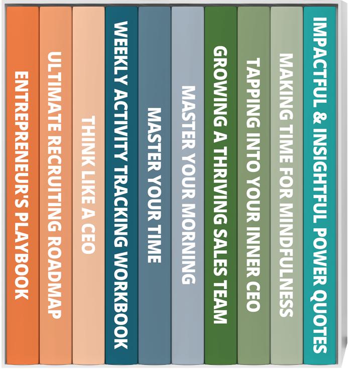 Jon Dwoskin's Business Building Series eBooks - boxed set graphic