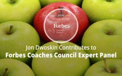 Jon Contributes to Forbes Coaches Council Expert Panel: 13 Mistakes Business Owners Make When Trying To Differentiate Their Company