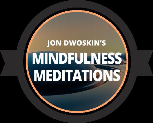 Mindfulness Meditations - Circle Icon