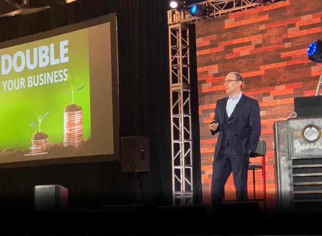 Double Your Sales Training - Jon Dwoskin Speaking